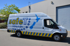 Safety Equipment Mobile  Franchise  for Sale
