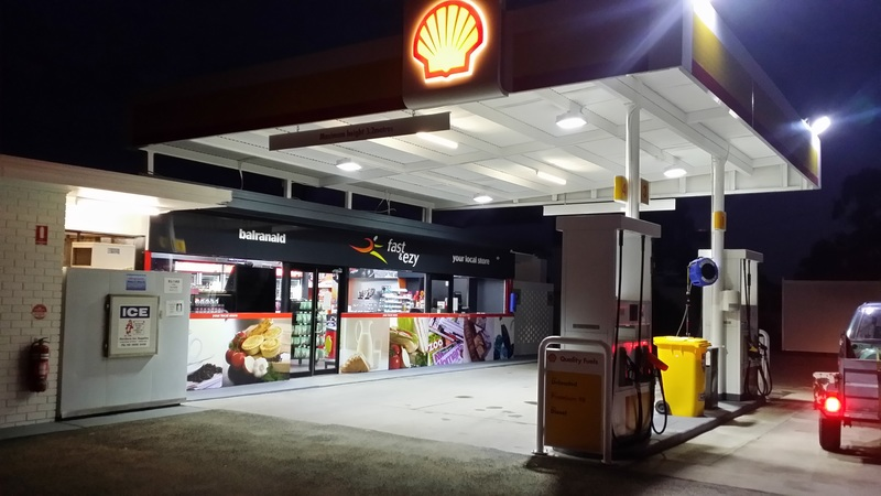 Shell Petrol Station Franchise for Sale Balranald, NSW
