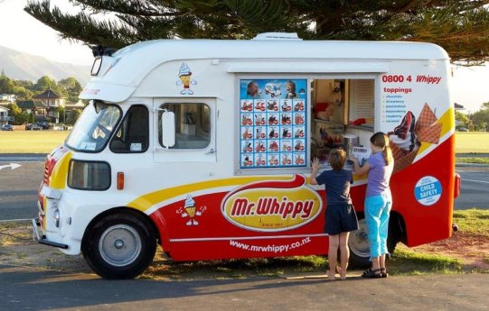 Mr Whippy Franchise for Sale Rotorua