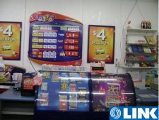 Lotto and Magazines  Franchise  for Sale