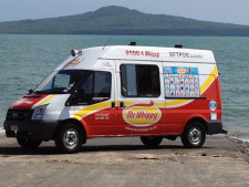 Mobile Ice Cream  Franchise  for Sale