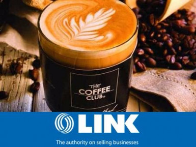 The Coffee Club Franchise for Sale Auckland City