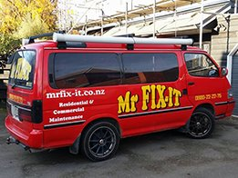Mr Fix-It Franchise for Sale Christchurch