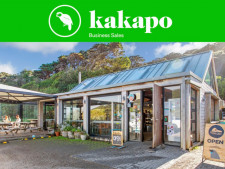 Licensed Eatery and Cafe Business for Sale Piha Auckland