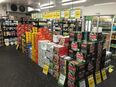 Retail Liquor Store  Franchise  for Sale