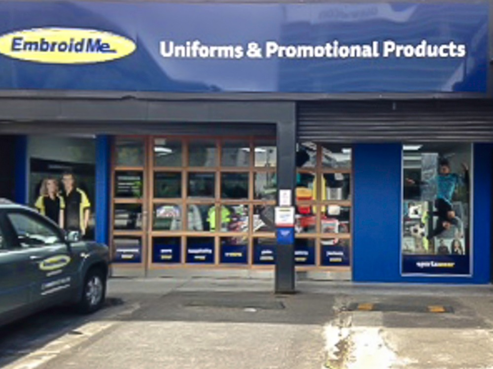 EmbroidMe Franchise for Sale Newmarket Auckland