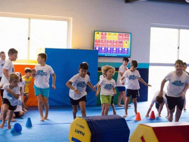 My First Gym Childrens Fitness Franchise for Sale NZ Nationwide