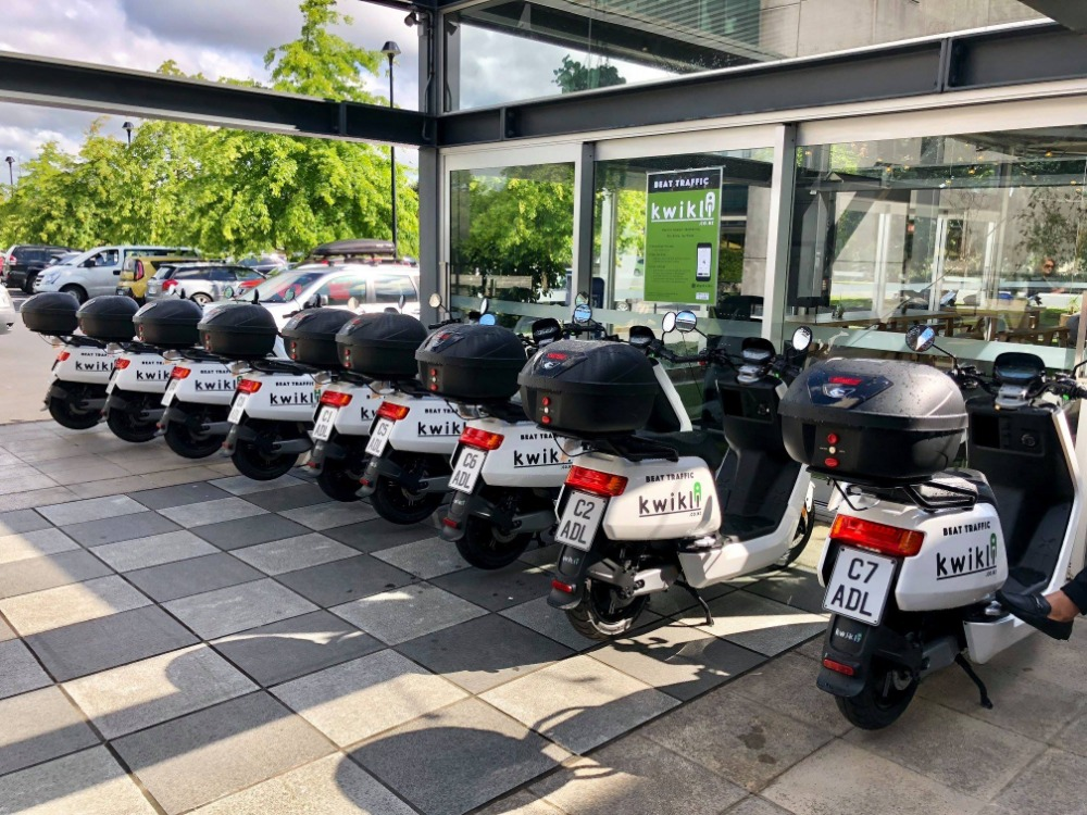 Electric Moped Sharing Business Opportunity for Sale NZ Any