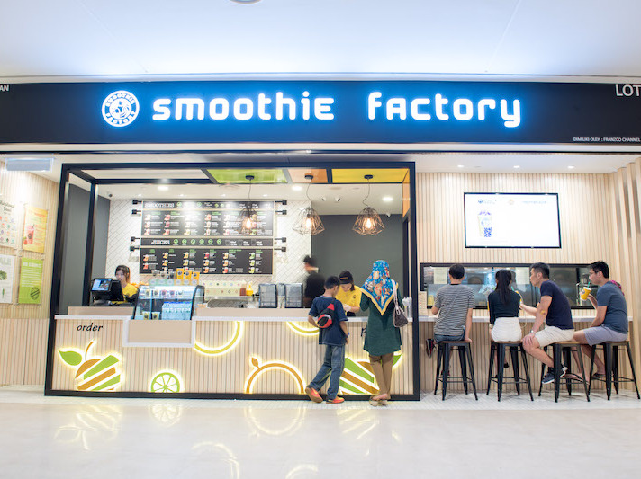 Juice Bar  Franchise for Sale New Zealand