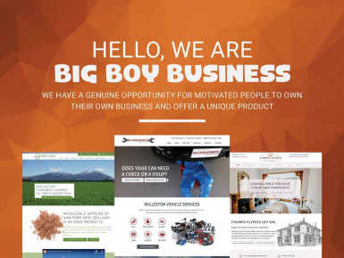 Web Development and Digital Marketing Business Opportunity for Sale NZ Regions