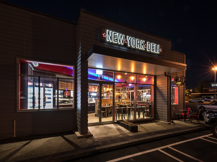 New York Deli Gourmet Sandwich Bar Franchise for Sale Ormiston Town Auckland