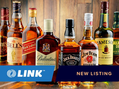 Liquor Outlet Franchise for Sale South Auckland