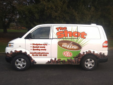 Shot Mobile Coffee Franchise for Sale Dunedin / Otago