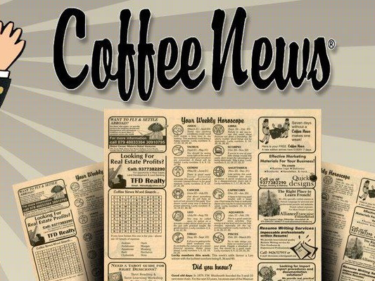 Coffee News Publication  Franchise for Sale Papatoetoe Mangere Auckland