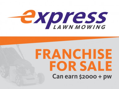 Lawn Mowing and Gardening  Franchise  for Sale