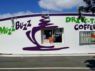 Muzz Buzz  Franchise  for Sale