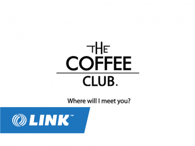 The Coffee Club Cafe  Franchise  for Sale