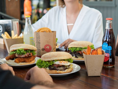 Burger Wisconsin Franchise for Sale Petone
