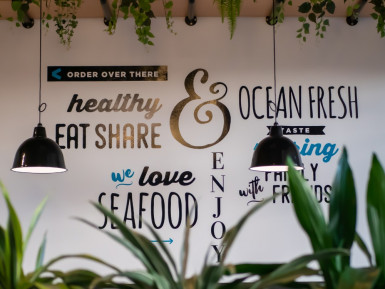 Licensed Seafood  Franchise for Sale Tauranga