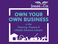 Cleaning and Property Services Franchise for Sale Southland