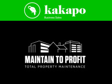 Property Maintenance and Building Business for Sale Auckland territory available on application