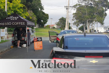 Busy Mobile Coffee Franchise for Sale Auckland