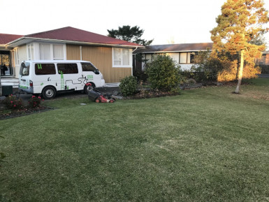 Lawn and Garden Care Franchise for Sale Paeroa Waikato