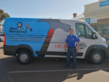 Jim's Handyman Franchise for Sale North Island